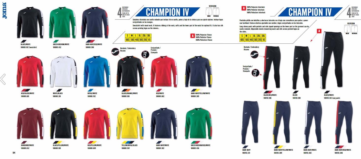 online store 5191a b9384 BOX CHAMPION 4 - Guandalini Sport